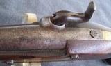 H. Aston Model 1842 US percussion Pistol - 5 of 17