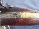 H. Aston Model 1842 US percussion Pistol - 7 of 17