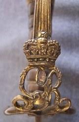 Model 1803 British sword - 16 of 18