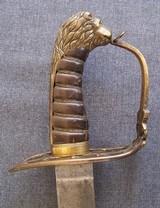 Model 1803 British sword - 3 of 18