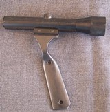 Bushnell Phantom II scope and gripmount for 1911 type pistol