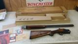 4551 Winchester 101 Field 12 ga 28 inch barrels, m/f--NEW IN BOX US ARMY EUROPE PROVOST FIREARMS - 2 of 11
