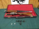 5092 Winchester 101 Lightweight 12ga 27bls 4wincks Wincased 98%
