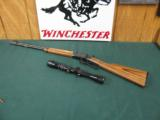 5161 Winchester 9422 22cal s l lr NEW Wintuff TASCO 3x9-----------------PRICED TO SELL-----------------