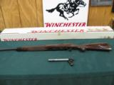 5890 Winchester 70 Custom Shop Supergrade 338 win mag GRADe #5 engraved correct box