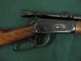 5999 Winchester 94 30 WCF 1950 Speciman Weaver A4 scope - 7 of 8