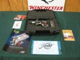 6034 Kimber Pro Carrry II Crimson Trace Lazer 45 acp AS NEW IN CASE