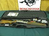 6186 Browning Gold Fusion 20 gauge 26 inch barrels 5 chokes, cy ic mod im full,wrench, papers, oiler, correct Browning case. 99% condition, oil finish