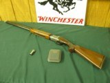 6530 Winchester 101 Lighweight 20 gauge 27 inch barrels, 3 inch chmabers, ejectors, pistol grip, Winchester original butt pad, 98% condition. 3 BRILEY