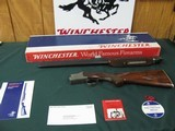 6541 Winchester 101 Pigeon XTR 20 gauge 27 inch barrels, 2 3/4 chambers, skeet/skeet, test fired only, 99% AS NEW IN BOX, all papers, hang tag,pamphle