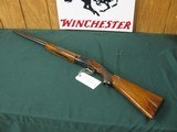 6363 Winchester 101 Field 20 gauge RARE --26 inch barrels 2 3/4 & 3 inch chambers, skeet/skeet,Winchester butt plate, vent rib, RED W means first 3 ye
