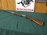 6569 Winchester 23 Pigeon XTR 20 gauge, 28 inch barrels,mod/full, 2 3/4 & 3 inch chambers, round knob, ejectors, vent rib, Winchester butt plate all o
