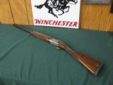 6578 Winchester 101 XTR FEATHERWEIGHT 12 gauge 26 inch barrels, ic/im,STRAIGHT GRIP, Winchester pad, pheasants and grouse coin silver engraved receive