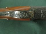 6594 Winchester 101 PRESENTATION SKEET, 12 gauge 27 inch barrels, skeet/skeet, 4 GOLD RAISED RELIEF PHEASANTS ENGRAVED ON DARK BLUE RECEIvER WITH ROSE - 11 of 15