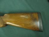 6594 Winchester 101 PRESENTATION SKEET, 12 gauge 27 inch barrels, skeet/skeet, 4 GOLD RAISED RELIEF PHEASANTS ENGRAVED ON DARK BLUE RECEIvER WITH ROSE - 2 of 15