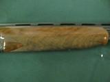 6594 Winchester 101 PRESENTATION SKEET, 12 gauge 27 inch barrels, skeet/skeet, 4 GOLD RAISED RELIEF PHEASANTS ENGRAVED ON DARK BLUE RECEIvER WITH ROSE - 8 of 15