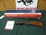 6590 Winchester 101 Field 28 gauge 28 inch barrels skeet/skeet,Winchester butt plate, vent rib, ejectors, pistol grip with cap.front brass bead. NONE