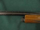 6581 Browning Belgium A 5 20 gauge 25 inch barrel, ic fixed choke,VENT RIB, square knob, Browning butt plate, gold trigger, 97% condition,showing a li - 5 of 11