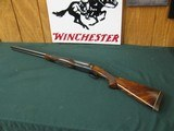 6278 Winchester 21 20 gauge 26 inch barrels 2 3/4 chambers, beavertail forend single select trigger,vent rib ejectors pistol grip Pachmayr pad 1 1/2 x - 1 of 18