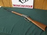 6602 Winchester 1894 Canadian Pacific Railroad 24 inch barrel, 32 Winchester special, #1169 in 99% condition, never fired, no box, Pewter colored rece
