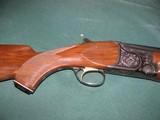 6615 Charles Daly PREMIER GRADE 2 barrel set, 12 gauge 26 barrels ic/mod, 30 inch barrels f/f. vent rib,pistol grip with cap,Decelerator pad lop 14,ej - 6 of 12