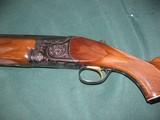 6615 Charles Daly PREMIER GRADE 2 barrel set, 12 gauge 26 barrels ic/mod, 30 inch barrels f/f. vent rib,pistol grip with cap,Decelerator pad lop 14,ej - 3 of 12