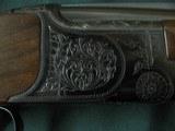 6615 Charles Daly PREMIER GRADE 2 barrel set, 12 gauge 26 barrels ic/mod, 30 inch barrels f/f. vent rib,pistol grip with cap,Decelerator pad lop 14,ej - 8 of 12