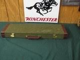6623 Winchester 23 Pigeon XTr 12 gauge 26 inch barrels, ic/mod, round knob, ejectors, single select trigger, vent rib,Winchester butt pad, All origian