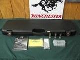 6625 Blaser Super Sport 12 gauge 32 inch barrels, adjustable rib &trigger& comb, lop 14 1/2, 5 chokes sk ic m lm im,papers, tools cloth booklet, mfg 2