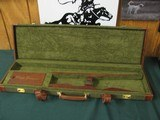6627 Winchester GRAND EUROPEAN CASE, shotgun or rifle, will take 32 inch barrel, as new, never had a gun in it. comes with keys. this is a very very h - 2 of 7