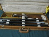 6563 Winchester 101 SKEET SET APPEARS UNFIRED IN WINCHESTER CASE, 20 gauge, 28 gauge, 410 gauge, 28 inch barrels,skeet chokes, 2 brass beads, Winchest - 2 of 16