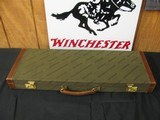 6665 Winchester 23 Classic 20 gauge 26 inch barrels ic/mod, single select trigger, vent rib, ejectors, pistol grip with cap, Winchester butt pad. all