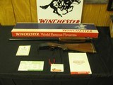 6646 Winchester 101 XTR Waterfowler 12 gauge 2 3/4&3inch chambers, 32 inch barrels 7 Winchester chokes 2sk ic m im f xf wrench 2 pouches, WINCHESTER C