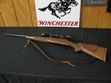 6669 Winchester model 70 Sporter 25-06 24 inch barrel,leather carry sling, Leupold 3x9 Vari-X-IIC scope,great combo in 99% condition.shot less than a