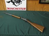 6678 Winchester 62A 22 short long long rifle, all original, 1949 mfg. nice condition bore is brite/shiny good rifling.