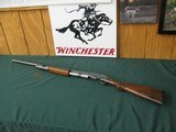 6681 Winchester 1897 pump 16 gauge 28 inch barrels full, Winchester butt plate, bore brite shiny,action is tite. good condition. exposed hammer.