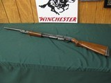 6687 Winchester model 12 12 gauge 30 inch barrel full 2 3/4 chamber, 14 3/4 Whiteline pad, chip by toe,excellent condition, bore brite shiny s/n 13268