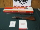 6697 Winchester 101 Pigeon XTR FEATHERWEIGHT 20 gauge 26 inch barrels, 2 3/4 &3 inch chambers ic/mod STRAIGHT GRIP, all original, vent rib ejectors si