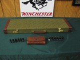 6718 Winchester 101 QUAIL SPECIAL 20 gauge 25 inch barrells 2 3/4 & 3inch chamber, STRAIGHT GRIP,all original, Winchester butt pad, vent rib ejectors,