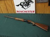 6737 Winchester 101 field 20 gauge 26 inch barrels ic/mod 2 3/4 &3 inch chambers, vent rib, ejectors, Winchester butt plate, pistol grip with cap, all