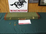 6749 Winchester Model 23 Heavy Duck 12 gauge, 30 inch barrels(only 30 inch bls made in 23 model)full and full, all original,butt pad, single s
