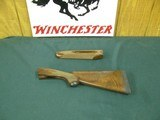 6755 Winchester model 23 LIGHT DUCK 20 gauge, factory NEW OLD STOCK,forend/stock with lots of figure AAA++, normally a set of NOS forend/stock set is