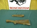 6758 Winchester model 23 CLASSIC 28 gauge, factory NEW OLD STOCK,forend/stock with lots of figure AAA++, normally a set of NOS forend/stock set i - 1 of 7