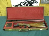 6766 Winchester 23 Classic 410 gauge 26 inch barrels, mod/full, single select trigger, vent rib pistol grip with cap,Winchester butt pad,ALL ORIGINAL, - 2 of 13