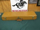 6767 Winchester 23 Pigeon XTR 20 gauge 28 inch barrels mod/full, single select trigger,vent rib ejectors, Winchester butt plate, Winchester case, Win