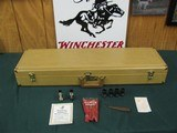 6772 Winchester 101 Waterfowler 12 gauge rare 32 inch barresl 6 screw chokes 3 ic, im mod, exfull,wrench,Wincester pouch, winchester papers, Correct W