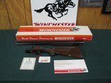 6804 Winchester 23 Classic 12 gauge 26 inch barrels, 2 3/4& 3 inch chambers, ejectors, vent rib, pistol grip with cap, Winchester butt pad, GOLD RAISE