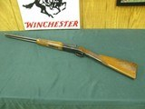 6811 Winchester 21 SKEET MODEL 20gauge 26 inch barrels, SKEET/SKEET, 2 3/4 inch chambers, STRAIGHT GRIP,CHECKERED BUTT 98% CONDITION, opens/closes/tit