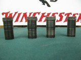 6812 Winchester 101 12 gauge extended chokes used ic mod im full, price includes shipping - 2 of 2