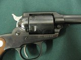 """6884MINT RUGER BEARCAT 22 caliber SINGLE ACTION 4"""" REVOLVER Serial number 91-48640.EARLY ONE WITH STEEL FRAME- new condition with 100% original - 4 of 8"""